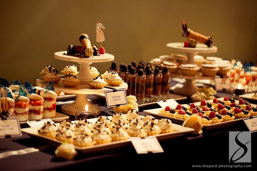 Dessert Bar Display Diy Project Wedding Forums