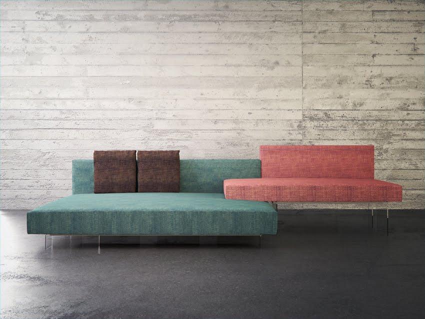 Anteprima divani lago di designtrasparente for Lago mobili di valore