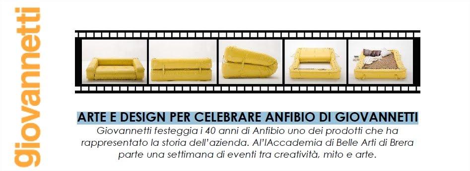 Divano Letto Anfibio Giovannetti.Marzo 2010
