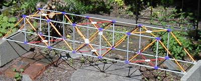 Block Play Bridges Towers