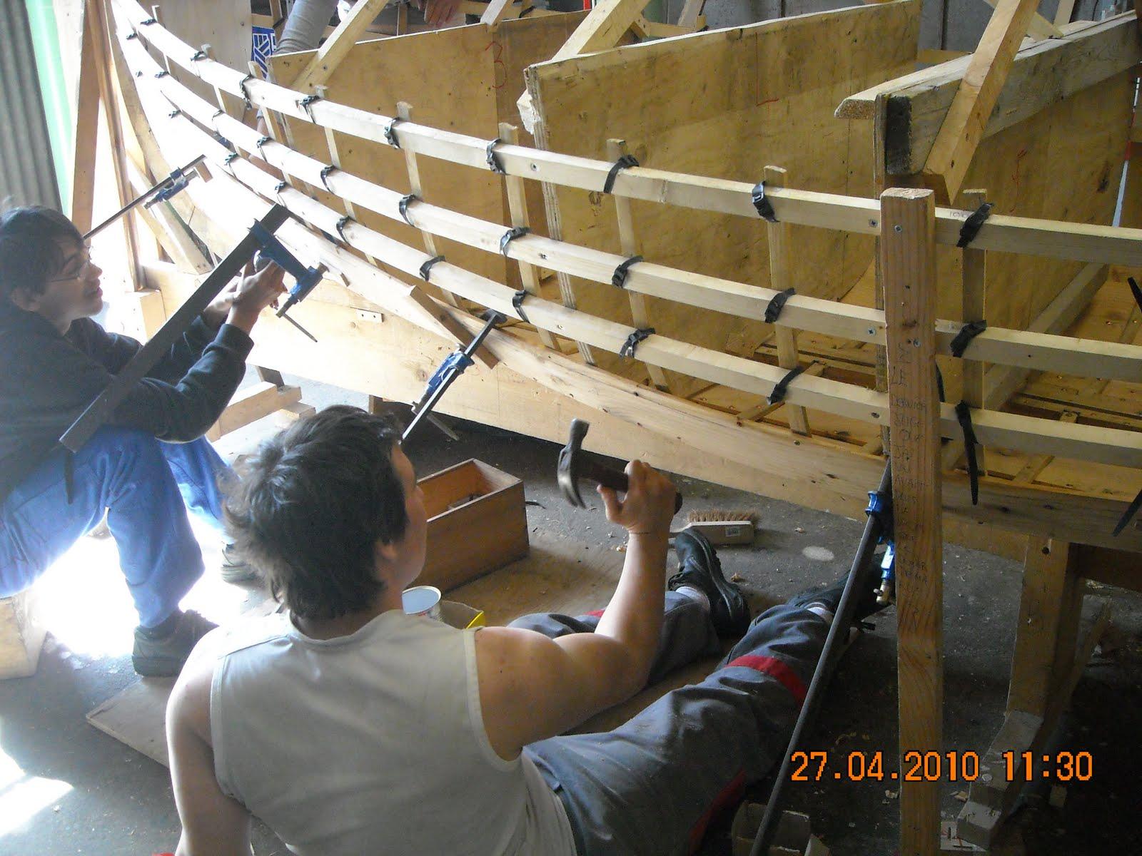 ipfa motiv u0026 39 action  chantier ecole cap loire 2009  2010