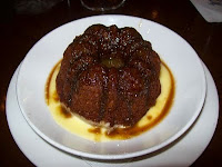 Sticky Toffee Pudding Rose & Crown United Kingdom The Recipes Of Disney Ingredients 12 oz. dates, chopped and blanched 8 oz. hot water 2 tsp. vanilla bean 2 tsp. baking soda 1 lbs. all-purpose flour 2 tsp. baking powder 4 oz. u