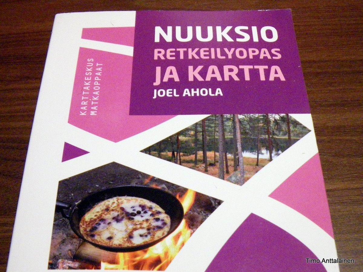 Grammari Com Timolle Blogspot Fi Nuuksio Retkeilyopas Ja Kartta