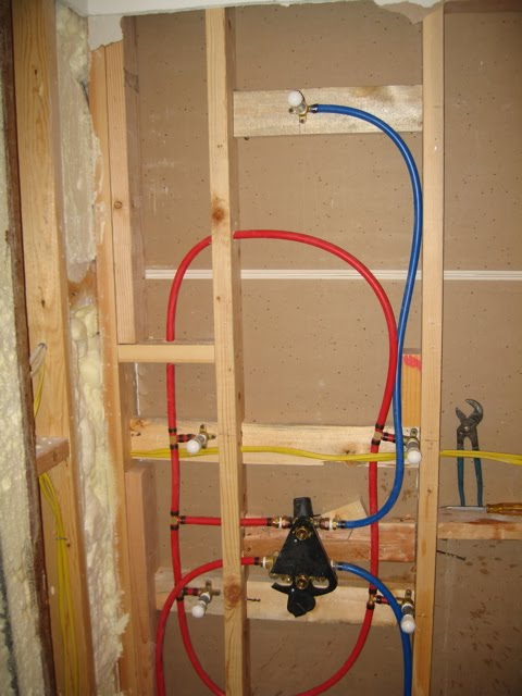 One Fourteen Building A Tile Shower Surround