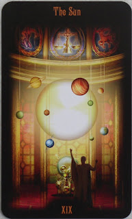Tarot Deck Review: Legacy of the Divine Tarot - BOHEMIANESS