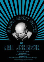 RAY JOHNSON & A BOOK ABOUT DEATH ART CALL