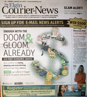 Northwest Herald's Little Sister Paper in Kane County Goes