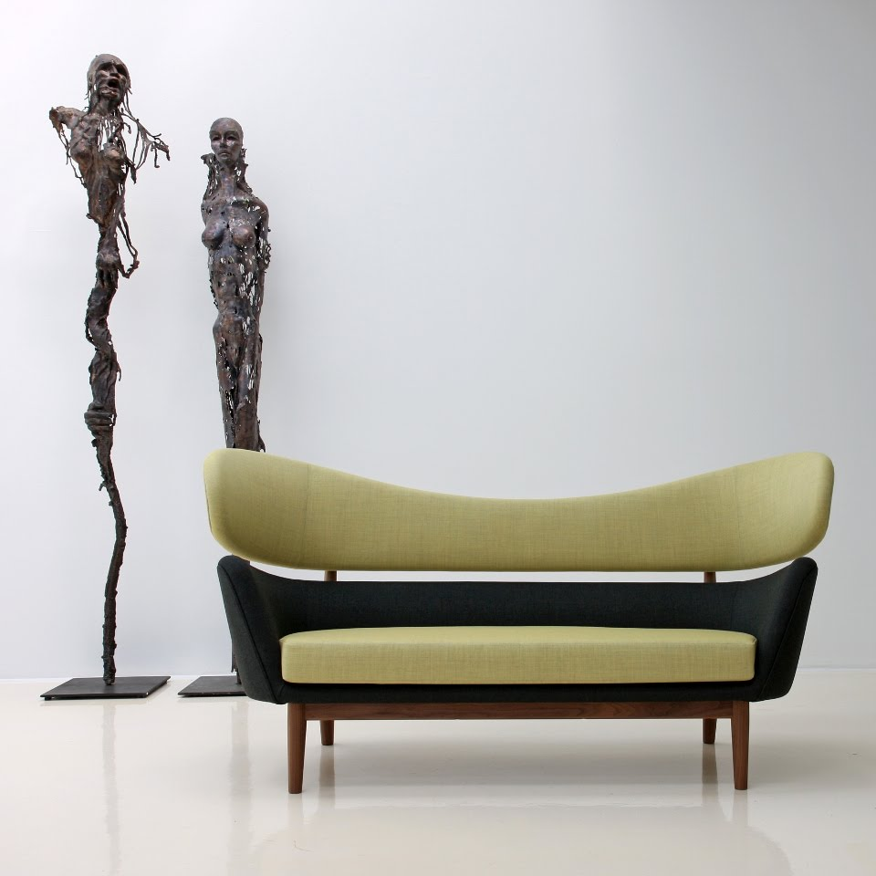 Contemporary Sofa Chairs: Modern Design Fanatic: FINN JUHL