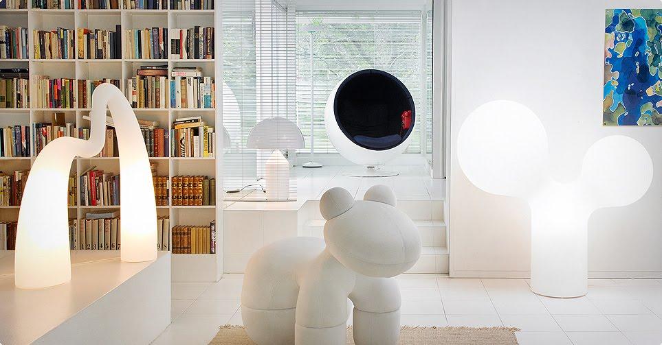Modern Design Fanatic Eero Aarnio