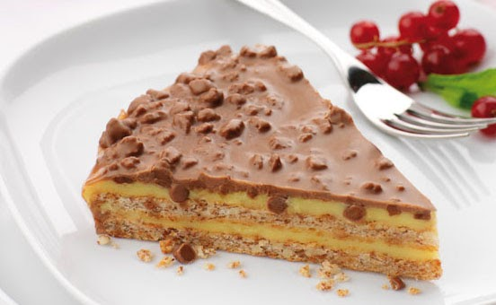 Swedish Daim Cake Recipe