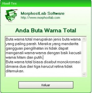 DOWNLOAD SOFTWARE TES BUTA WARNA OFFLINE DAN PRAKTIS