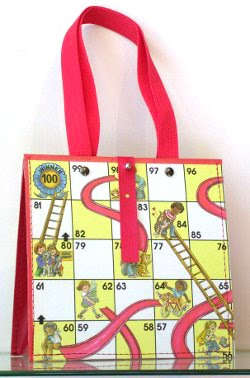 All About Abbie Mugwump Upcycled Bags Books And