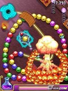 game aquaphone coral fiesta 240x320