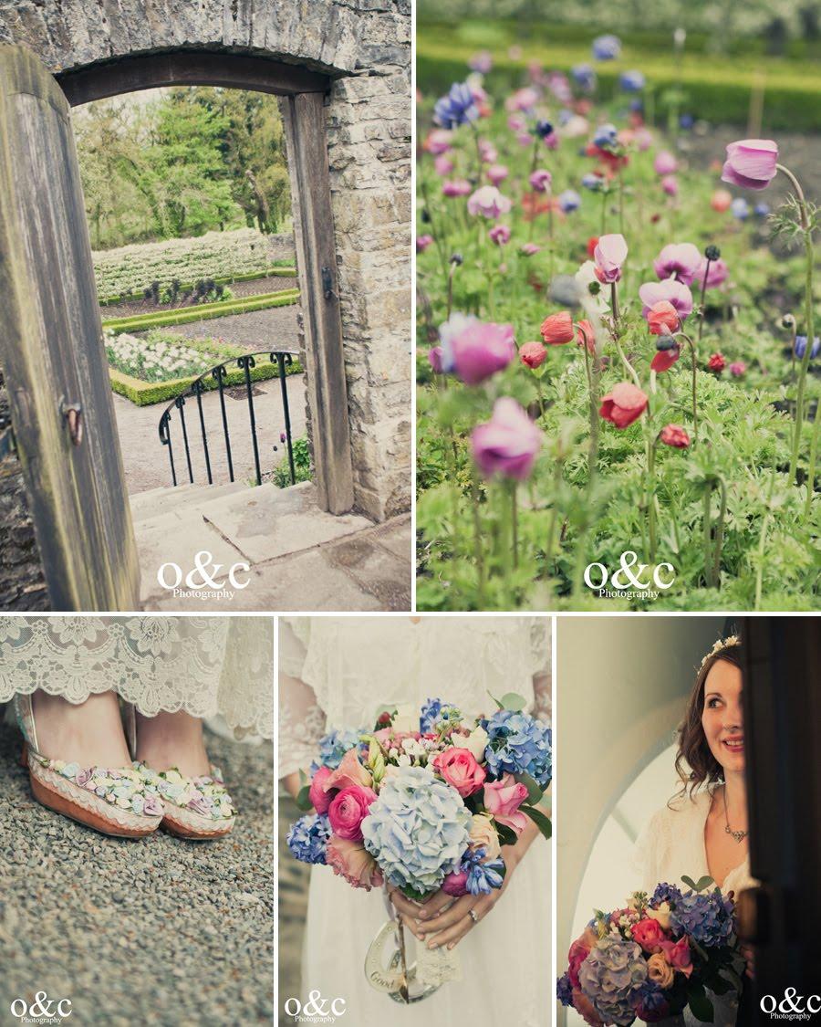 Olive Weddings: Garden-Inspired-Butterfly-Theme Wedding
