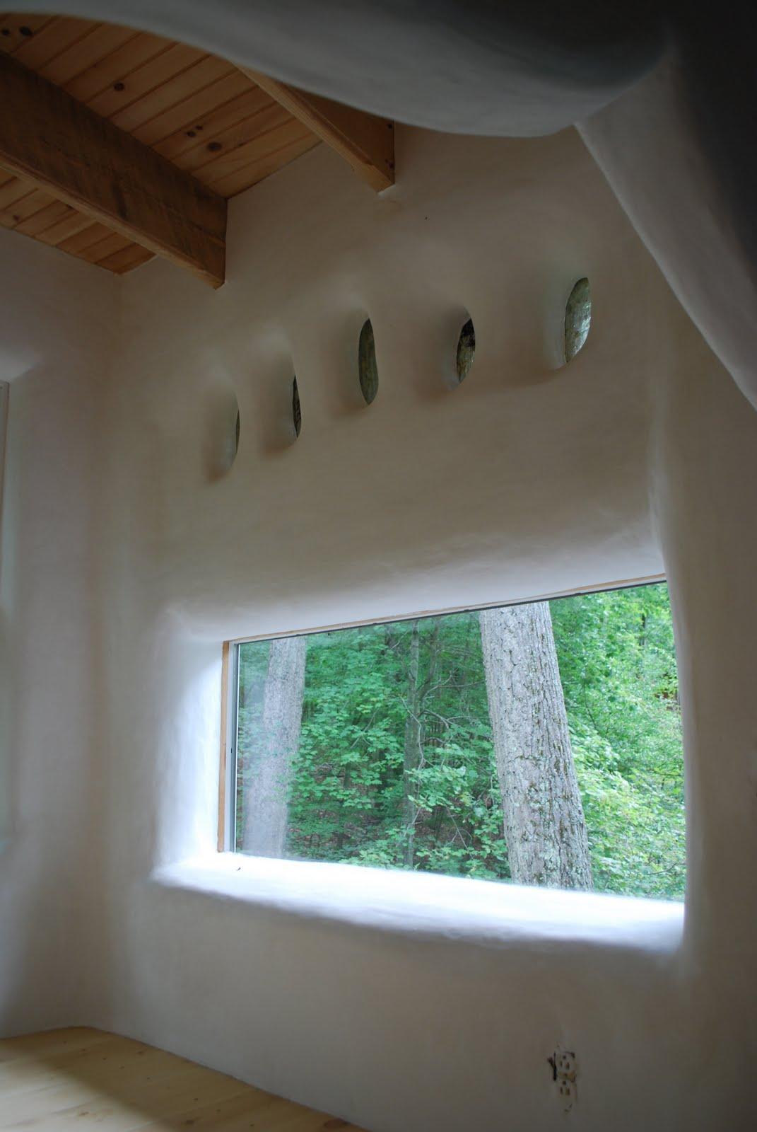 Gibbs Design And Build Cob House Pine Lake Environmental