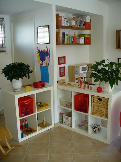 a la douce espace de jeu. Black Bedroom Furniture Sets. Home Design Ideas