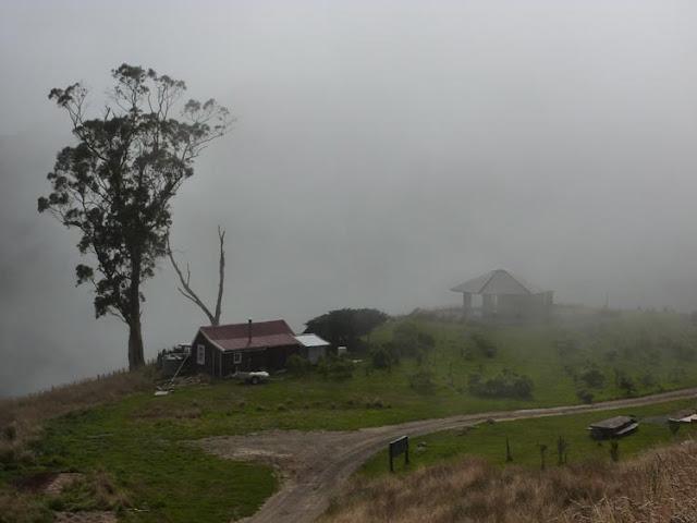 La paz y la armonía del entorno puede verse alterada por la niebla