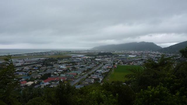 Greymouth es el centro neurálgico de la West Coast de Nueva Zelanda