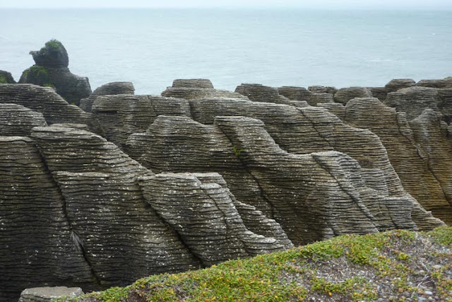 Las Pancake Rocks son dignas de ver