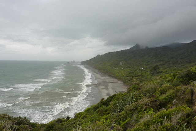 La West Coast de Nueva Zelanda parece estar siempre furiosa