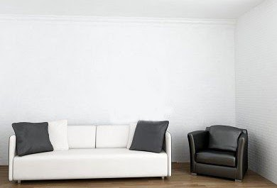 blank living room wall probably not martha big blank walls 16378