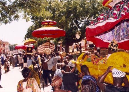 Ghanareis: Mensen, cultuur en gewoonten