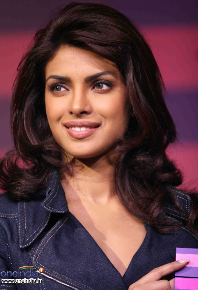 Actress Gallery: Priyanka Chopra : 【インド美女】Priyan