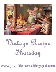 Home of Vintage Recipe Thursday