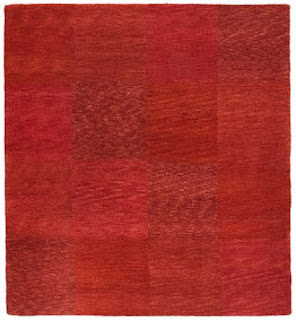 handknotted rug abrash look