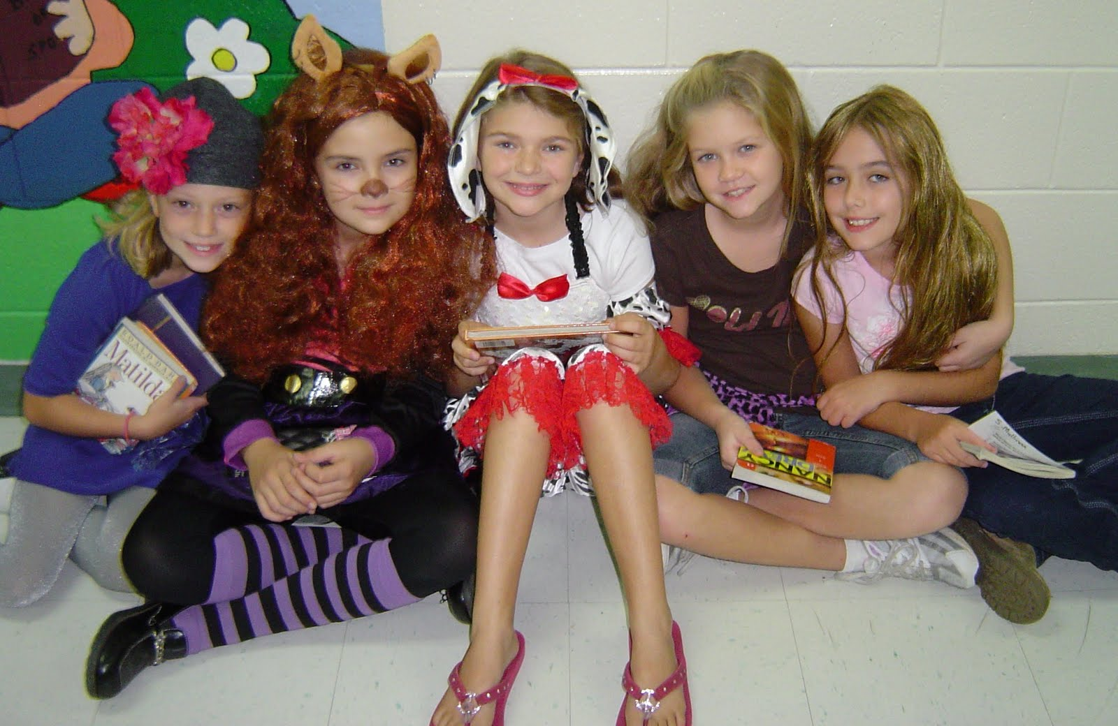 Keeping Up With the Pichons...: Book Character Day at ...