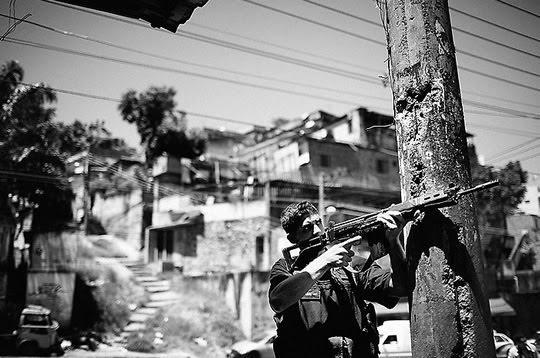 crime e morte no brasil