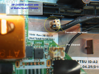 Getting In Too Deep: DV9000 Power Issue