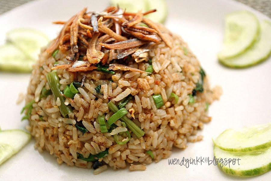 Table For 2 Or More Nasi Goreng Kampung Malay Countryside Fried Rice