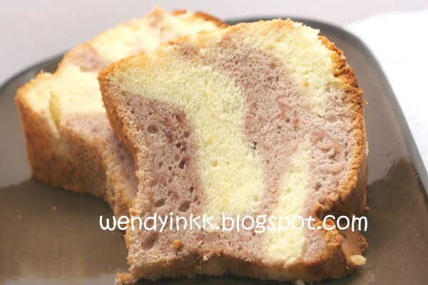 Easy Lemon Chiffon Cake Recipe