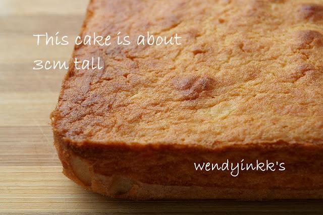 Moist Cassava Cake Recipe