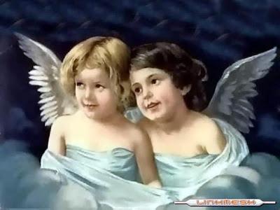 Resultado de imagen para Gifs de ángeles