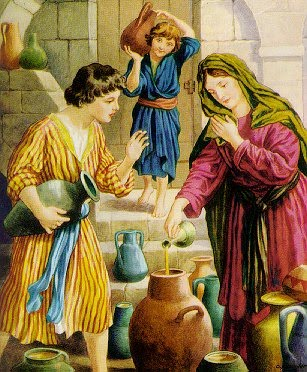Widows in bible times