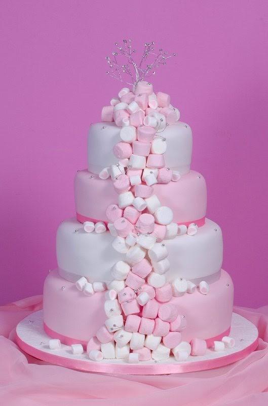 Cake Chamallow Design