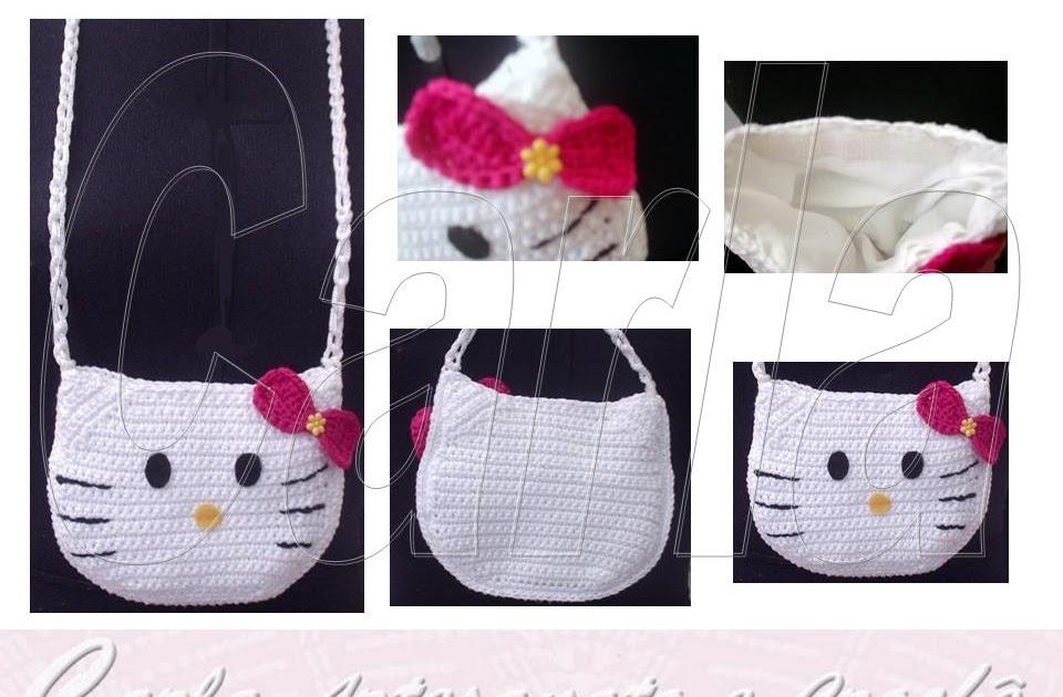 Amigurumi Hello Kitty – Gráficos e Receitas | 630x960