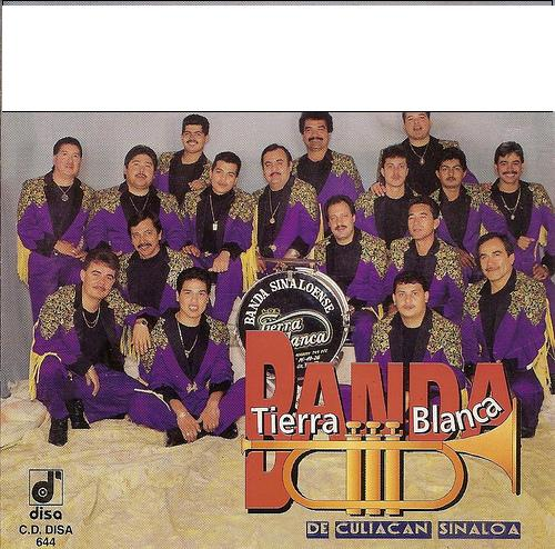Banda Sinaloense Los Tierra Blanca - Puras Tocadas
