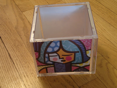 Black Kat\u0027s Design It\u0027s Craft Time! - CD Case Cube Frame