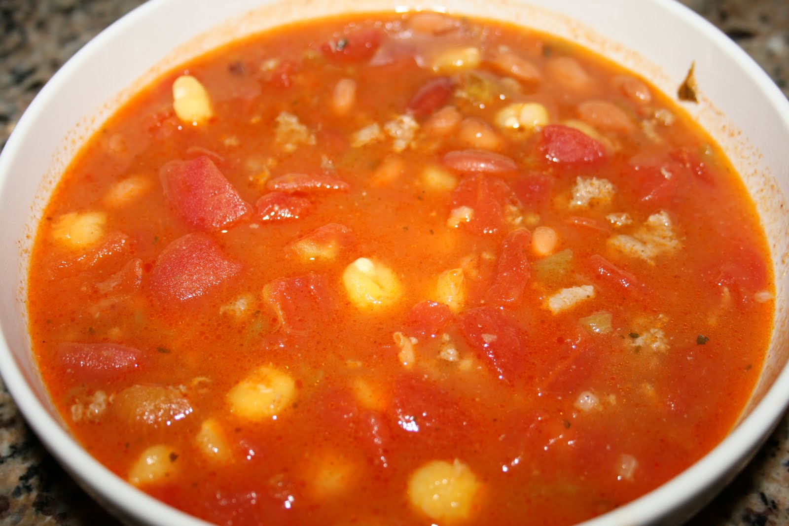 Cooking Mommy: The Duggars' Taco Soup