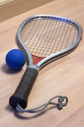 Tenis RAQUETBOL