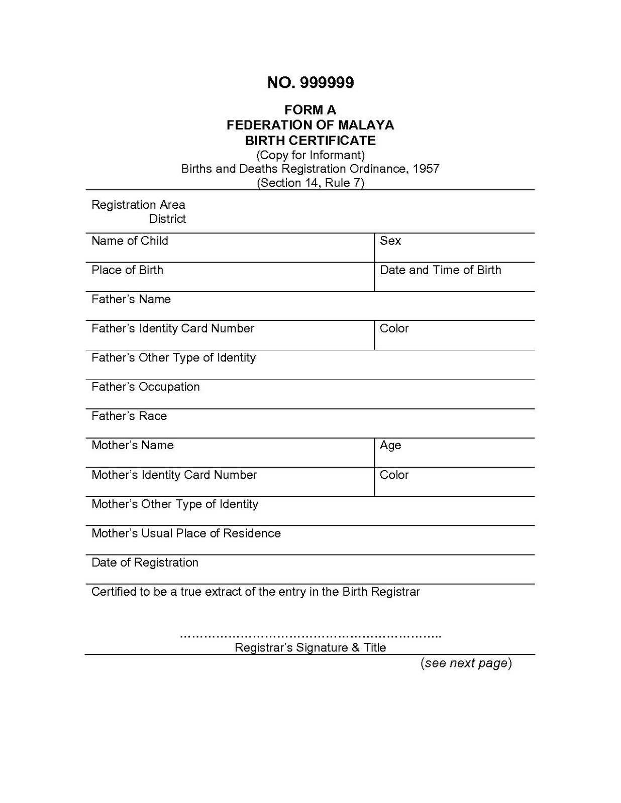 Doc585467 Birth Certificate Template for Word Birth – Birth Certificate Template Word
