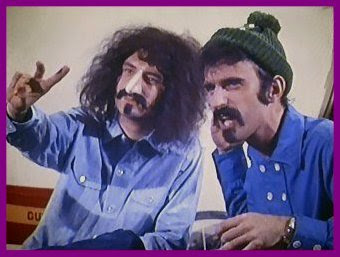 Stereo Lp Frank Zappa Amp Mike Nesmith Interview