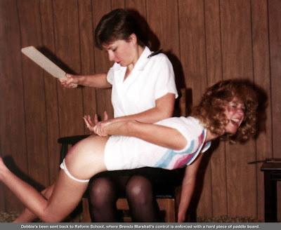 nu west leda spanking magazines