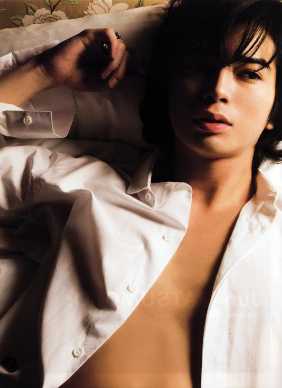 Asian Hottie Jun Matsumoto