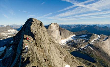 Mountaineering Technique