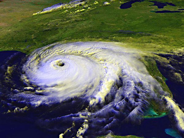 Hurricanes - Engines of Destruction