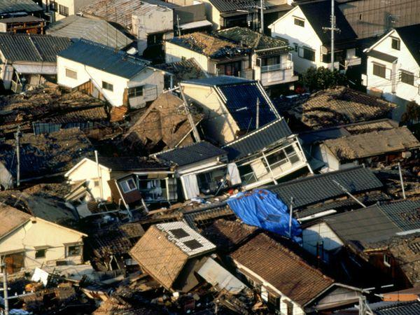 Earthquakes - Seismic Destruction